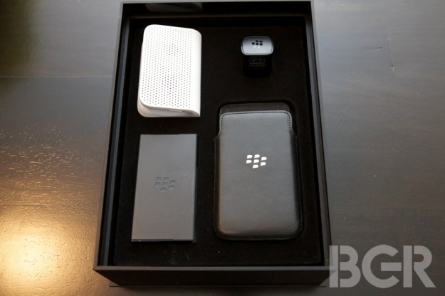 BlackBerry Z10 U.S. Preorders