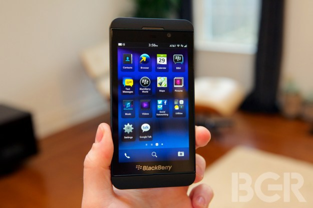BlackBerry Smartphone Business