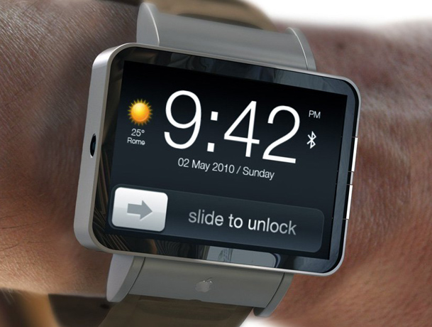 Apple iWatch Leaks
