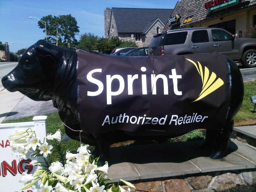 Sprint iPhone Sales