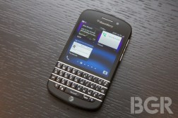 Verizon BlackBerry Q10 Release Date