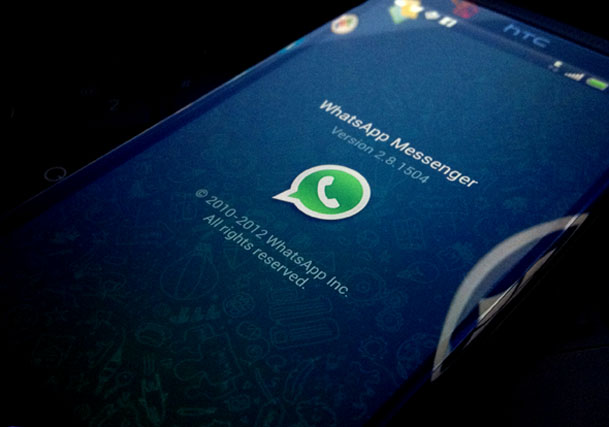 WhatsApp Record 27 Billion Messages