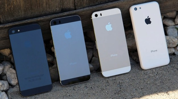 Apple iPhone 5s Sales