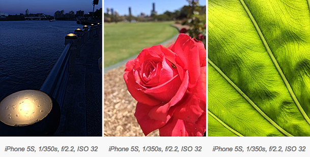 iPhone 5s Camera Review