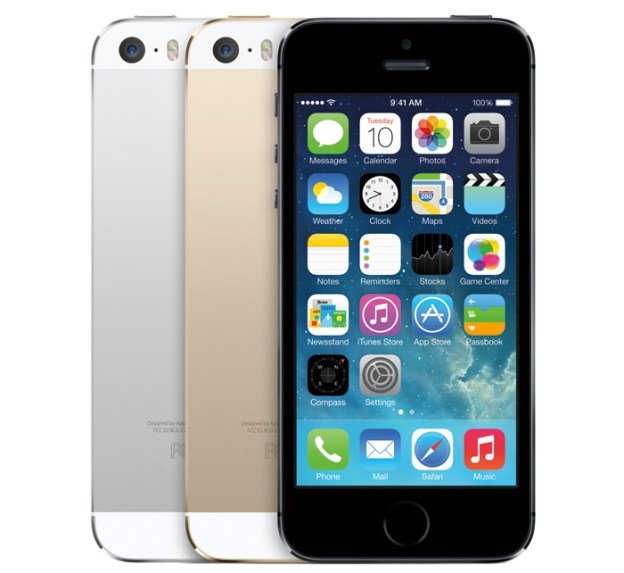 iPhone 5s iPhone 5c Sales