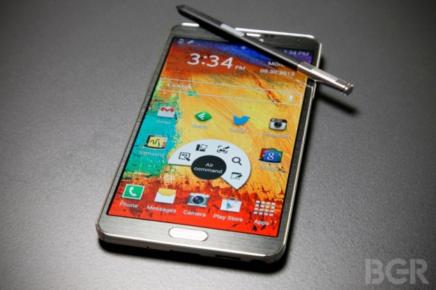 Galaxy Note 3 Experience App Download
