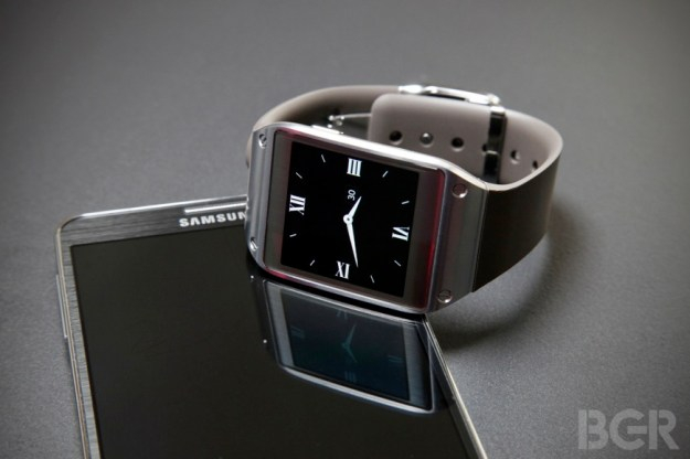 Galaxy Gear Update