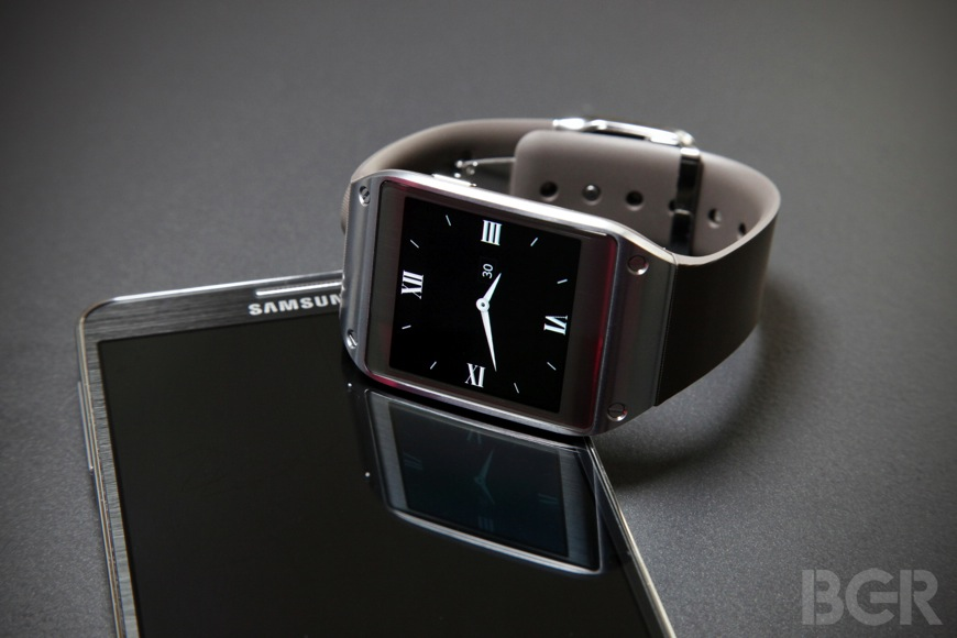 Samsung Galaxy Gear Official Sales