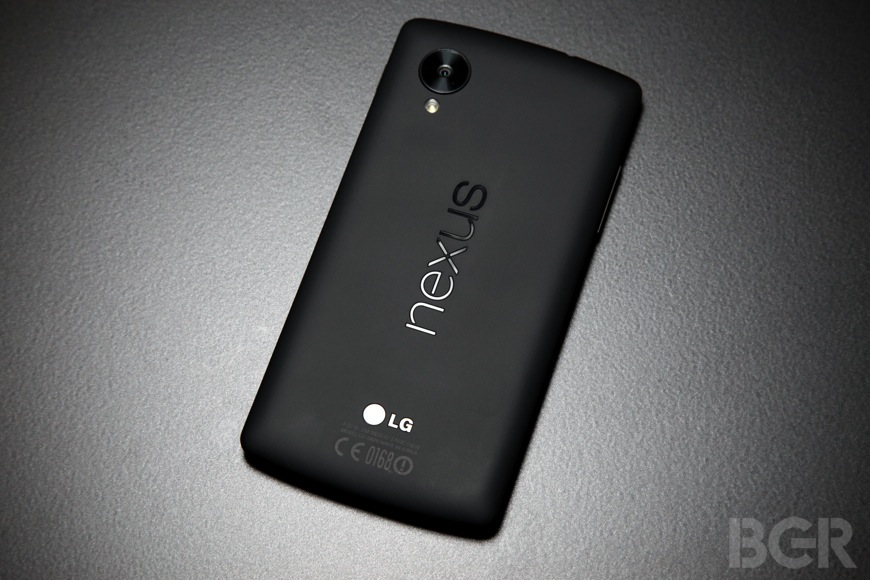 Nexus 5 Sold Out