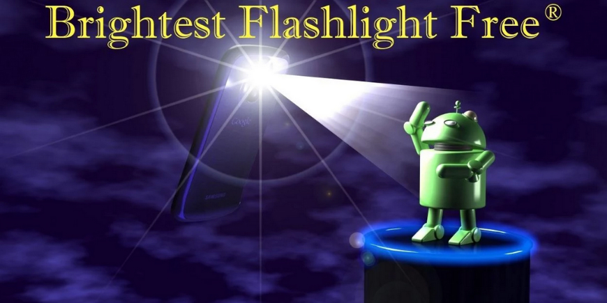 Flashlight App Sharing Data