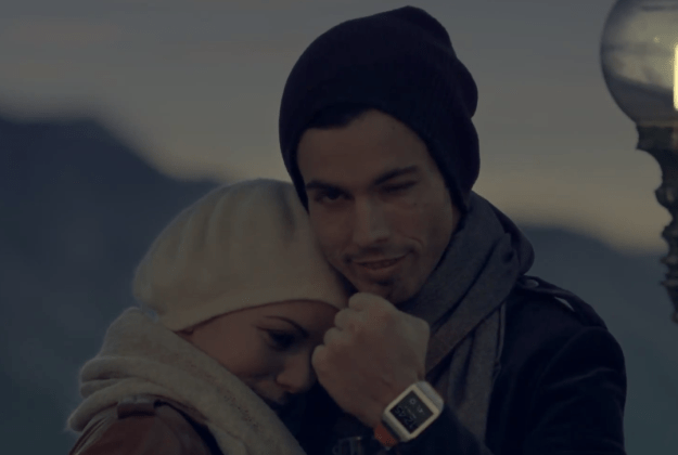Samsung Galaxy Gear Ad