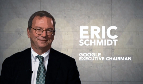 2014 Tech Predictions Eric Schmidt