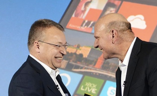 Microsoft CEO Search Elop