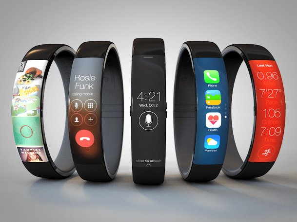 iWatch Design Features