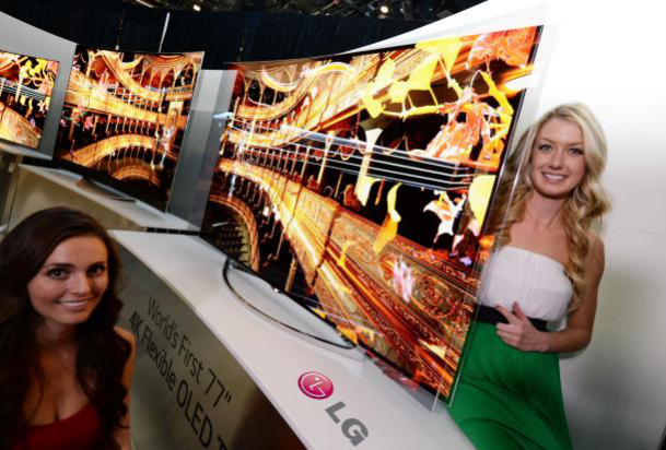 Affordable 4K Displays CES 2014