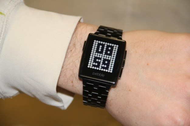 Pebble Steel Smartwatch Leaked Pictures