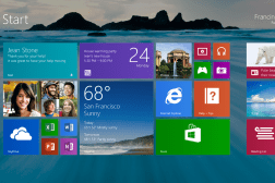 Windows 9 Features Start Menu