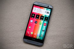HTC One (M8) adoption report