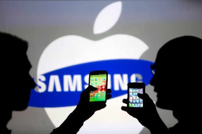 2014 Apple vs Samsung Lawsuit Google