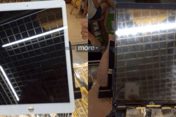 iPad Air 2 Display Leak