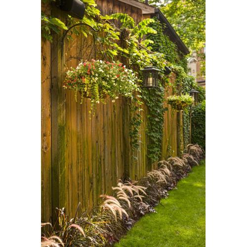Medium Crop Of Fence Hanging Garden
