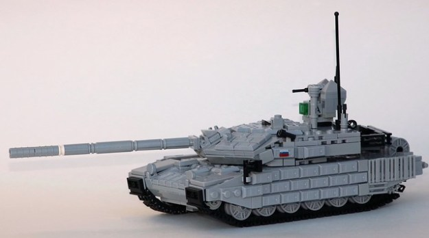 T-90MS with ERA-Merry Christmas!