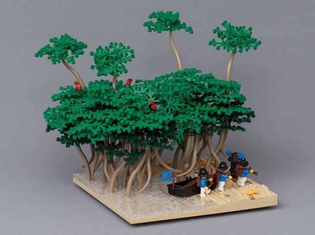 Mangrove by Jonas Wide