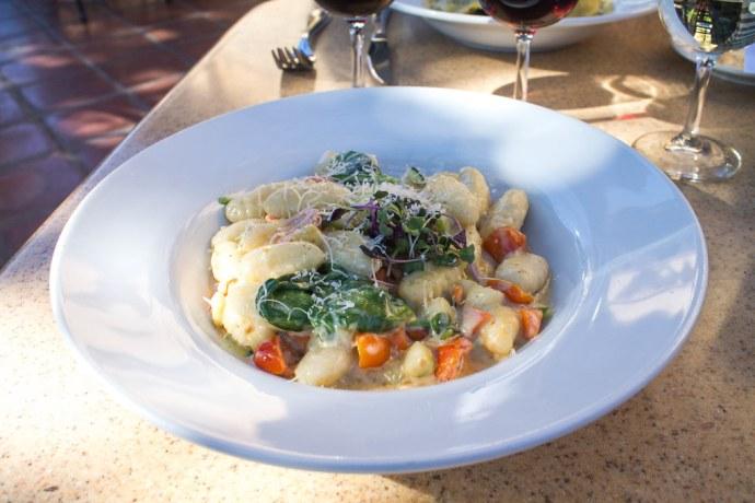wine country trattoria potato gnocchi