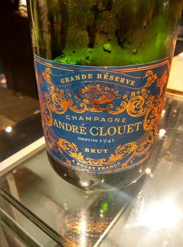 NV Andre Clouet Grande Reserve Brut, Champagne, France
