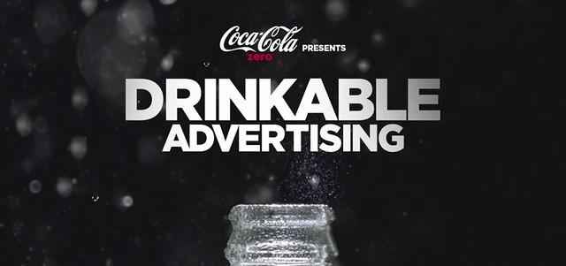 COCA DRINKABLE AD 3