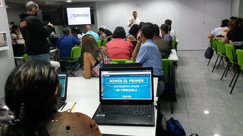 42 liceos de la Gobernación de Miranda y la Alcaldía de Sucre activaron bachillerato online Dawere.