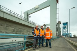 Project team nieuwe Botlekbrug