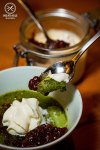 Matcha Creme Brûlée: En Toriciya, Crows Nest. Sydney Food Blog Review