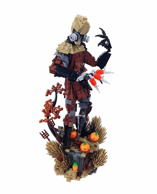 The Scarecrow by Tim Lydy
