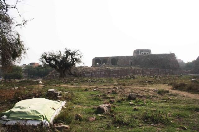 City Monument – Bijay Mandal, Near IIT Delhi Flyover