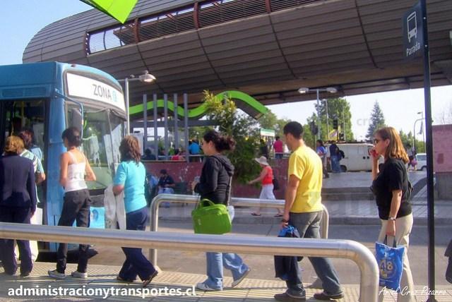 Transantiago E04 | Unitran | Metalpar Tronador - Mercedes Benz