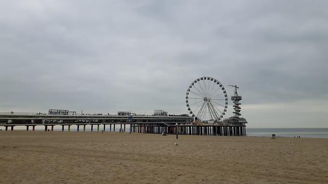 Pier reuzenrad Scheveningen