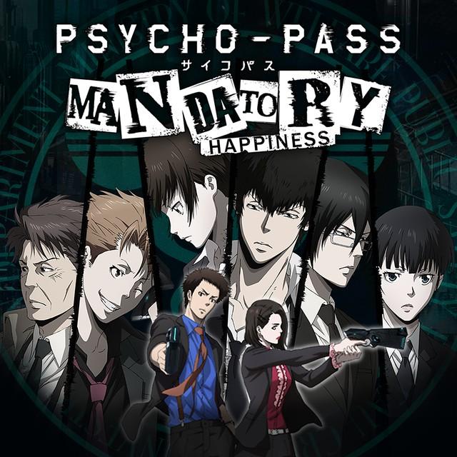 Psycho Pass Mandatory Happiness
