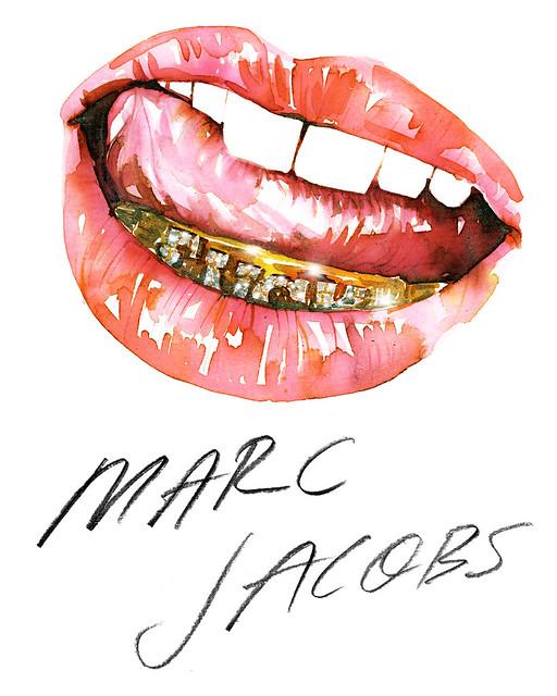 Marc Jacobs _Samantha Hahn