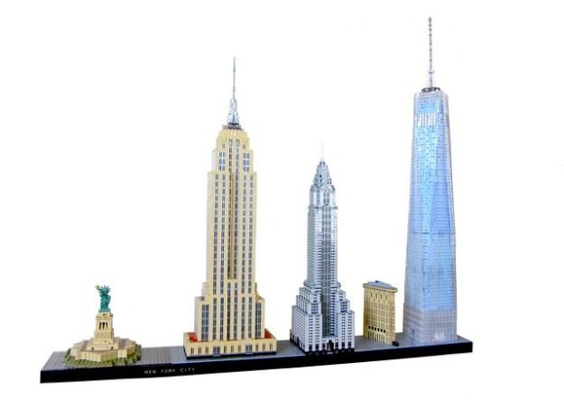 LEGO Architecture New York City: Super Sized