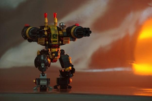 Bla.K:Tron Exterminator
