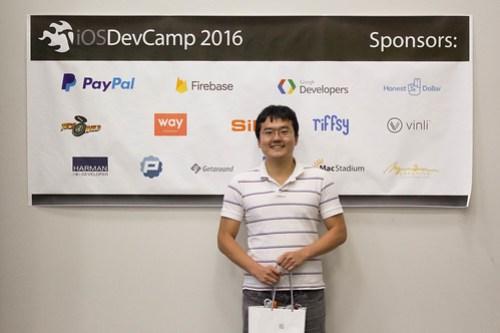 Best New Developer — SmartCamera