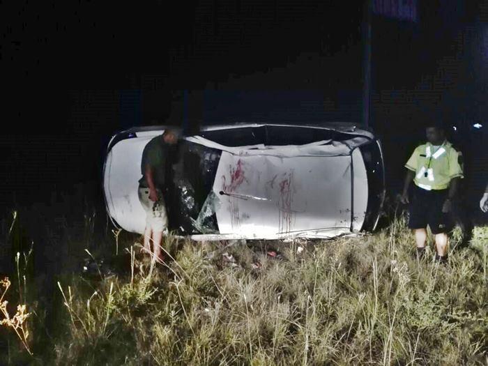 autovia ruta accidente