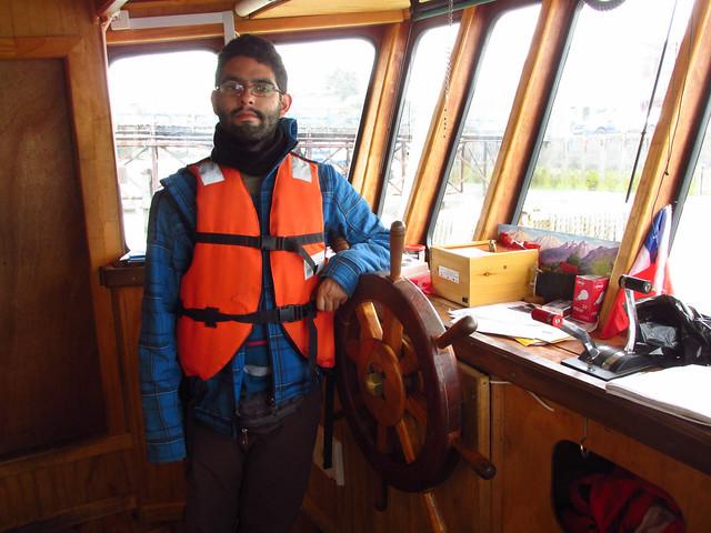 Ariel Cruz & Embarcación Rosemarie
