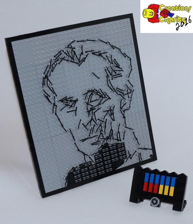 Tarkin Portrait Creations for Charity