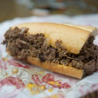 Liberty Cheesesteak Company: Real Deal Philly Cheesesteak