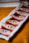 Kingfish and Jalapeño Carpaccio: En Toriciya, Crows Nest. Sydney Food Blog Review