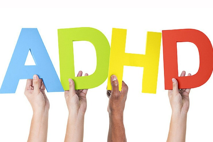 Living with ADHD is not easy