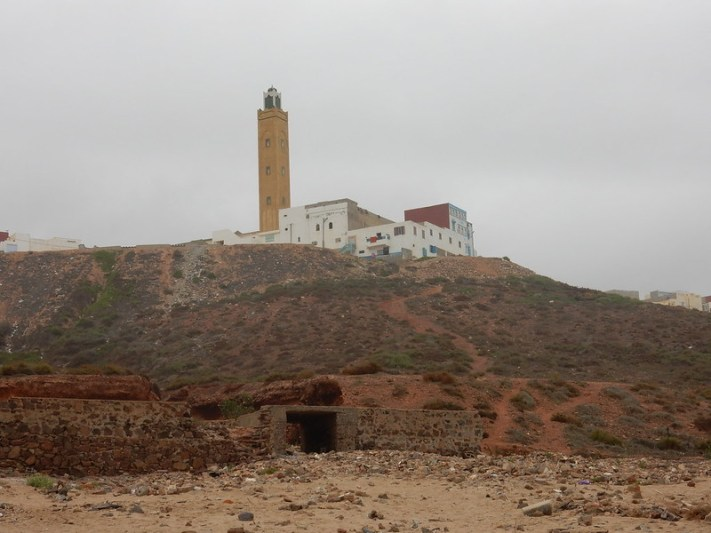 La mosquée de Sidi Ifni