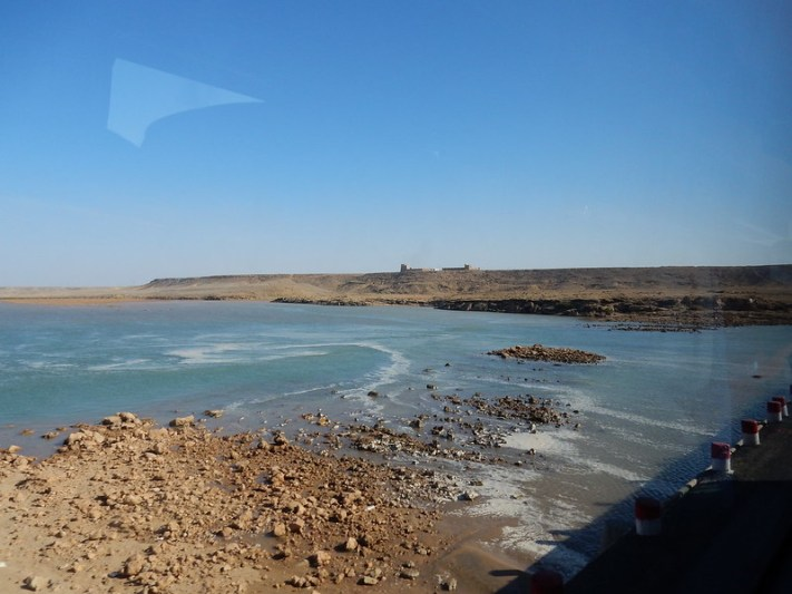 Road Trip between Sidi Ifni & Dakhla